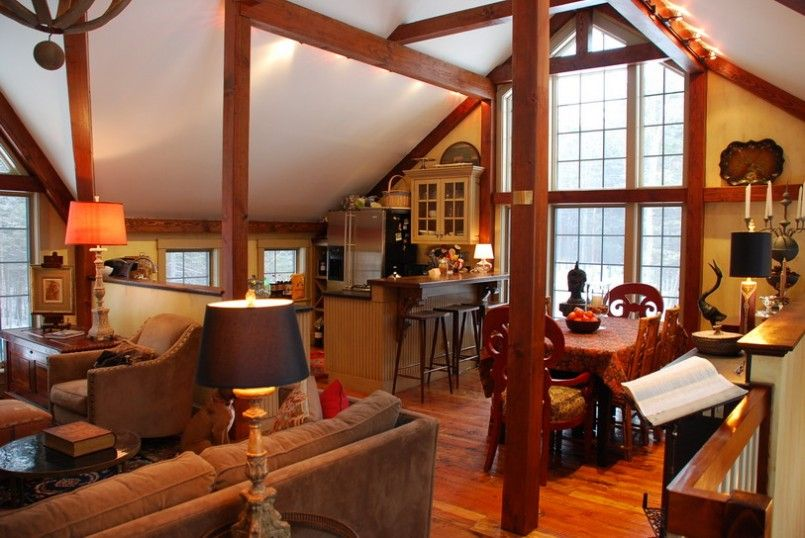 Barn Home Interiors | The Interior Paint Colors and Decor for Carriage House - Home Design ...