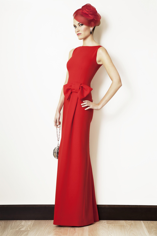Resultado de imagen de vestidos con lazo