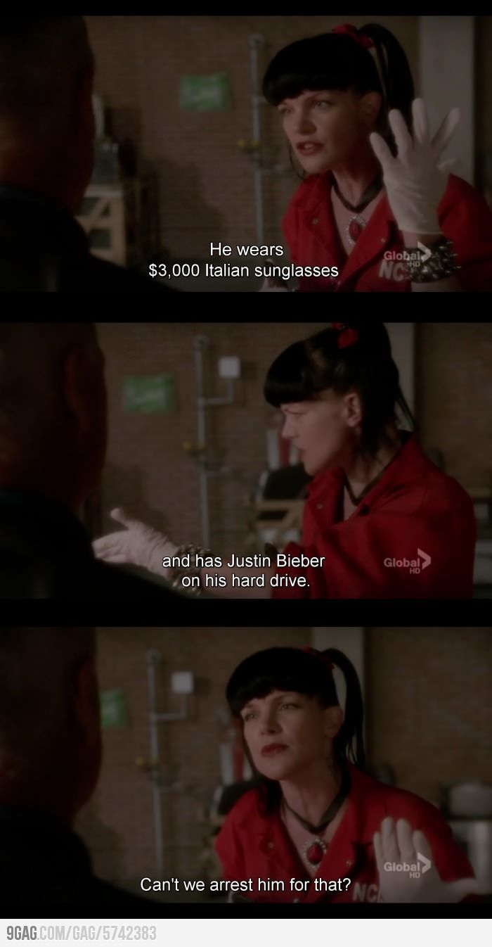 That S Why I Love Abby Ncis Funny Ncis Funny Pictures