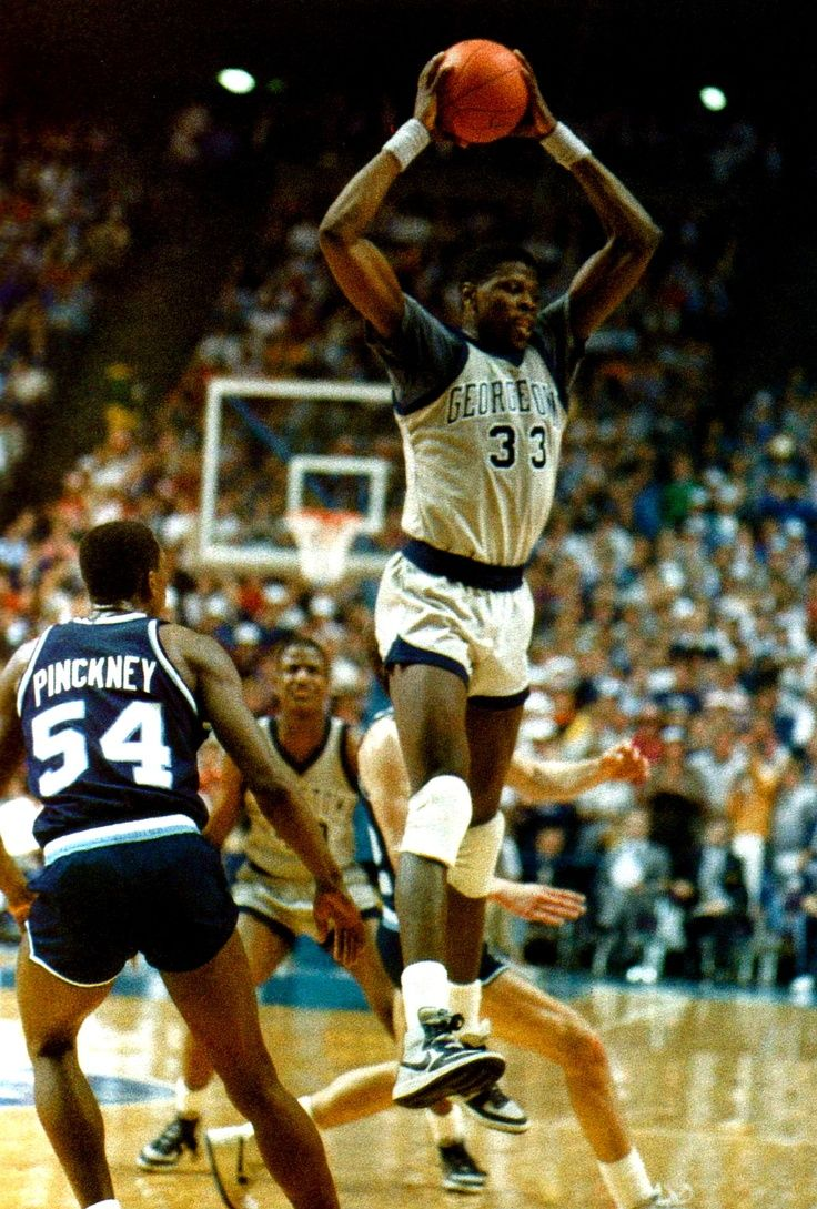 reputable site 1d3bb c5d82 Patrick Ewing. #Georgetown #MarchMadness #Basketball ...