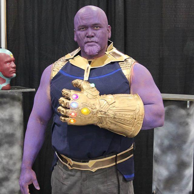 Diy Thanos Costume  Halloween  Thanos Costume, Diy -8583