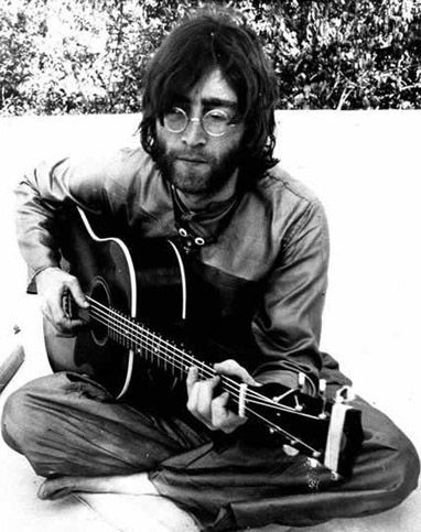 "John Lennon.  ""When I was 5 years old, my mother always told me that happiness was the key to life. When I went to school, they asked me what I wanted to be when I grew up. I wrote down 'happy'. They told me I didn't understand the assignment, and I told them they didn't understand life."""