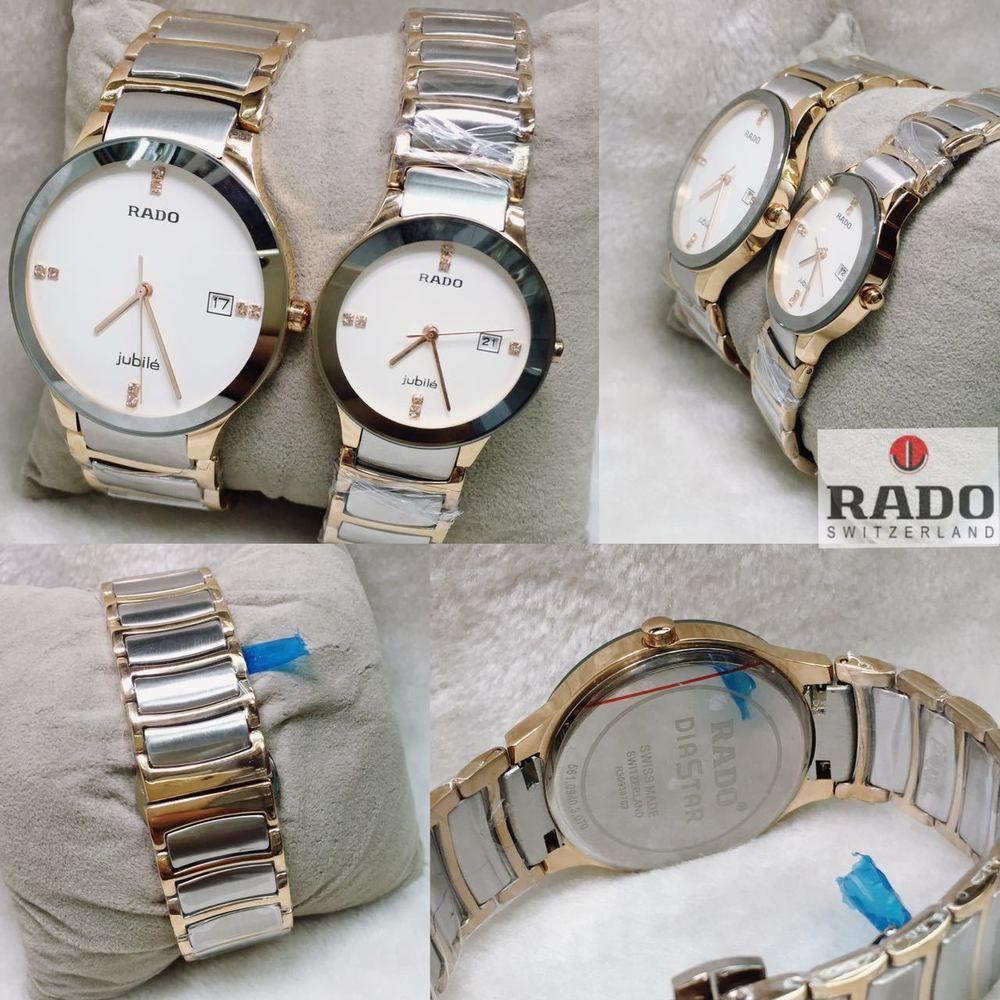 108aa234dec Rado Quartz Jubile R30939702 Watch 50mm Wrist Couple Watch  Rado ...