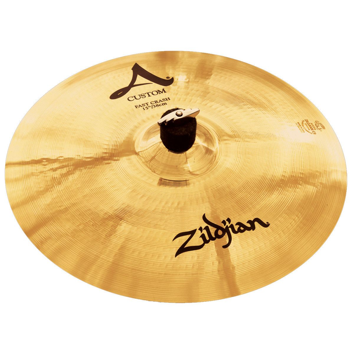 Zildjian A Custom Series 18 China Cymbal Brilliant finish