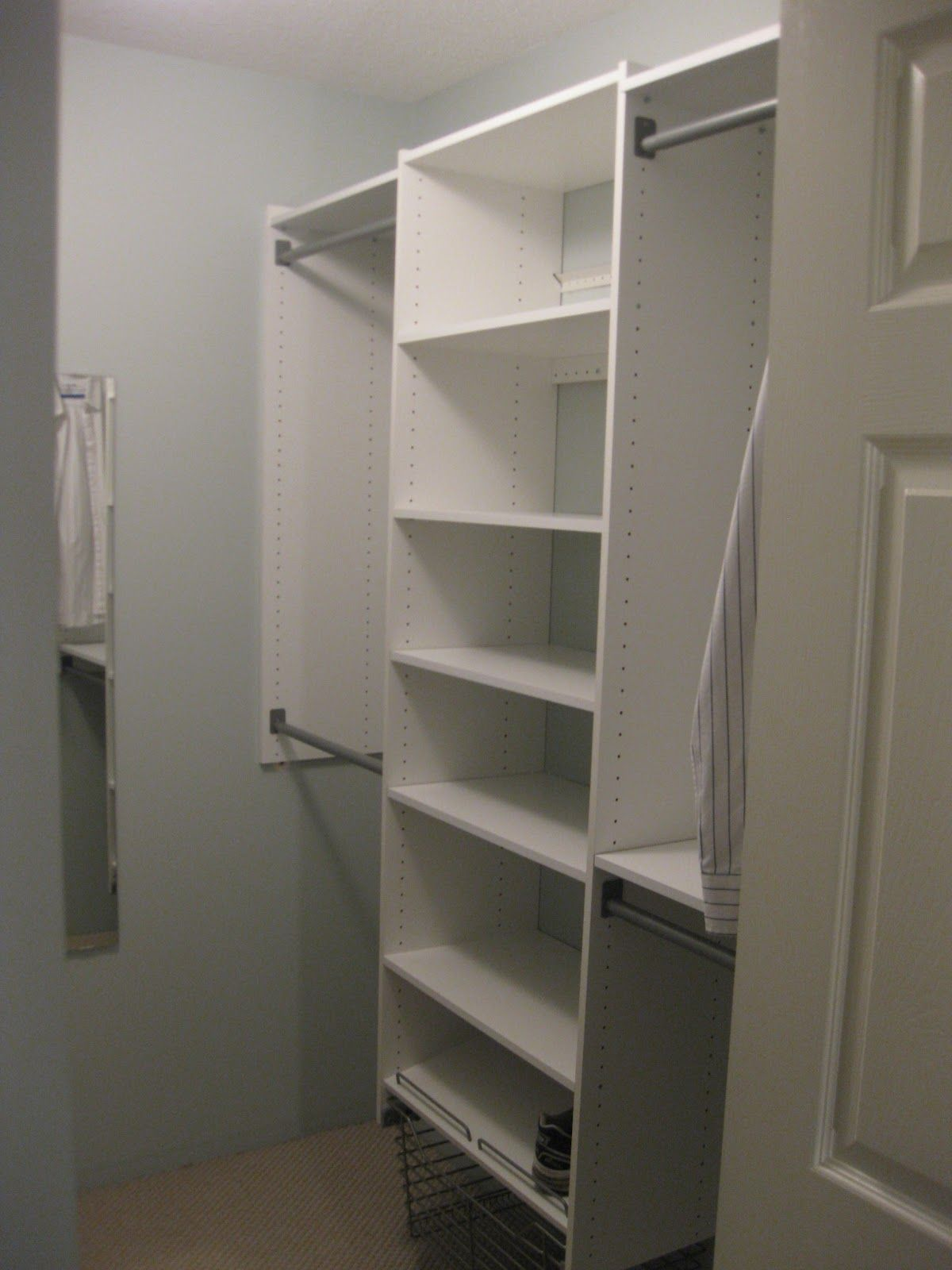 Martha Stewart Closet Organizer Review With Images Martha