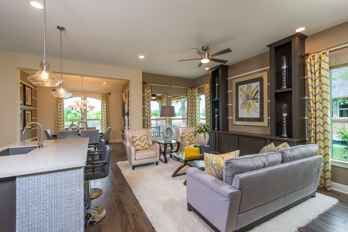 Your #dream #home Awaits You At Heritage At Vizcaya, Featuring Gorgeous  #interior