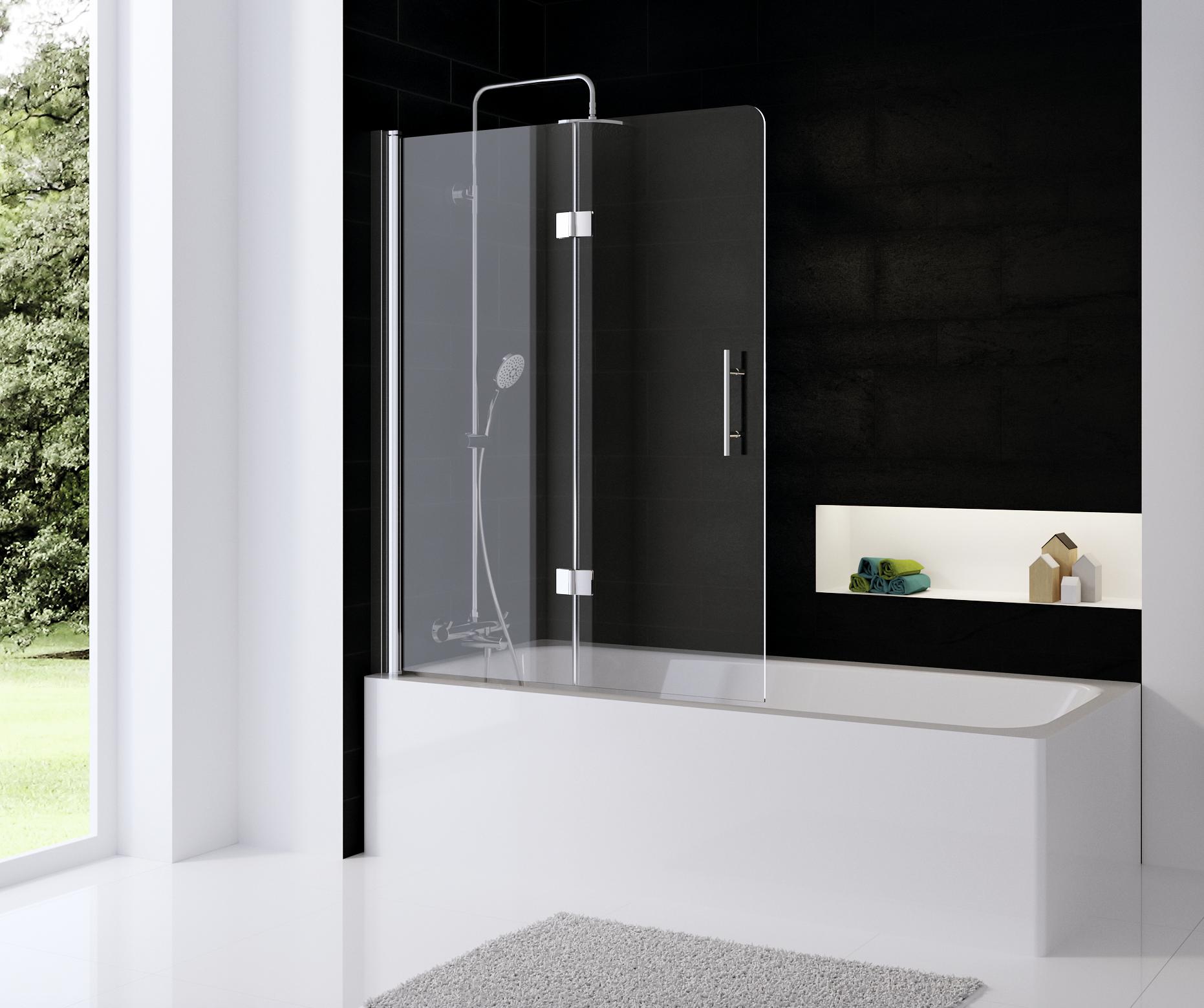 De Perfect Oplossing Voor De Badkuip Een Hsk Badwand Badkamer Douchecabine Badkuipen