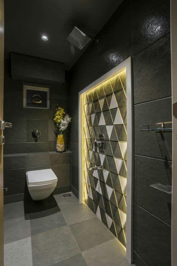 . GREEN KOTA FINISHED BATHROOM DESIGN BY   RAZA DECOR   INTERIOR in