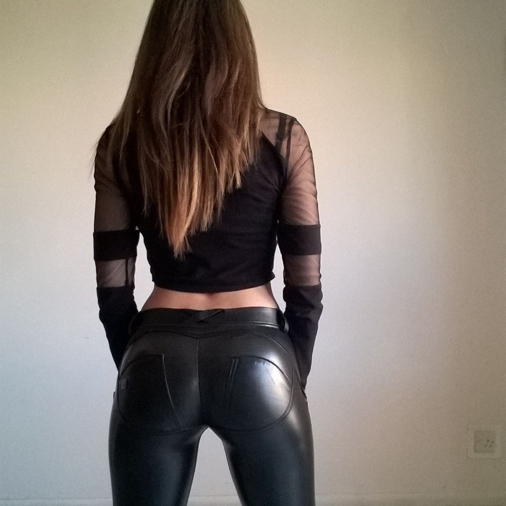 freddy wr up leather jeans imperfectgirl91. Black Bedroom Furniture Sets. Home Design Ideas