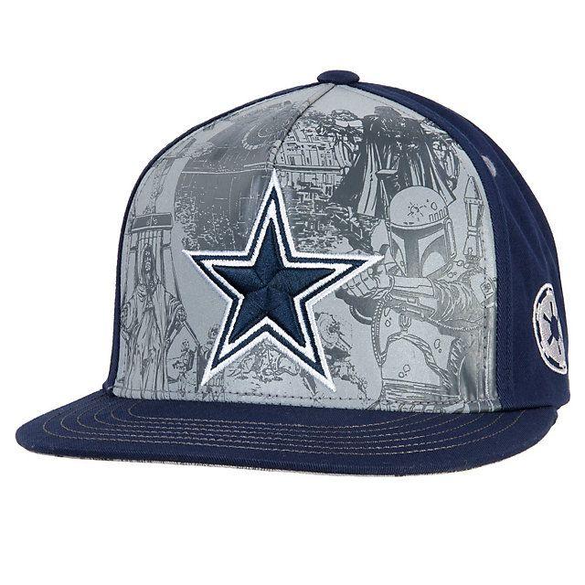 Dallas Cowboys Star Wars Imperial Cap Item   150310418  24.99 314378249036