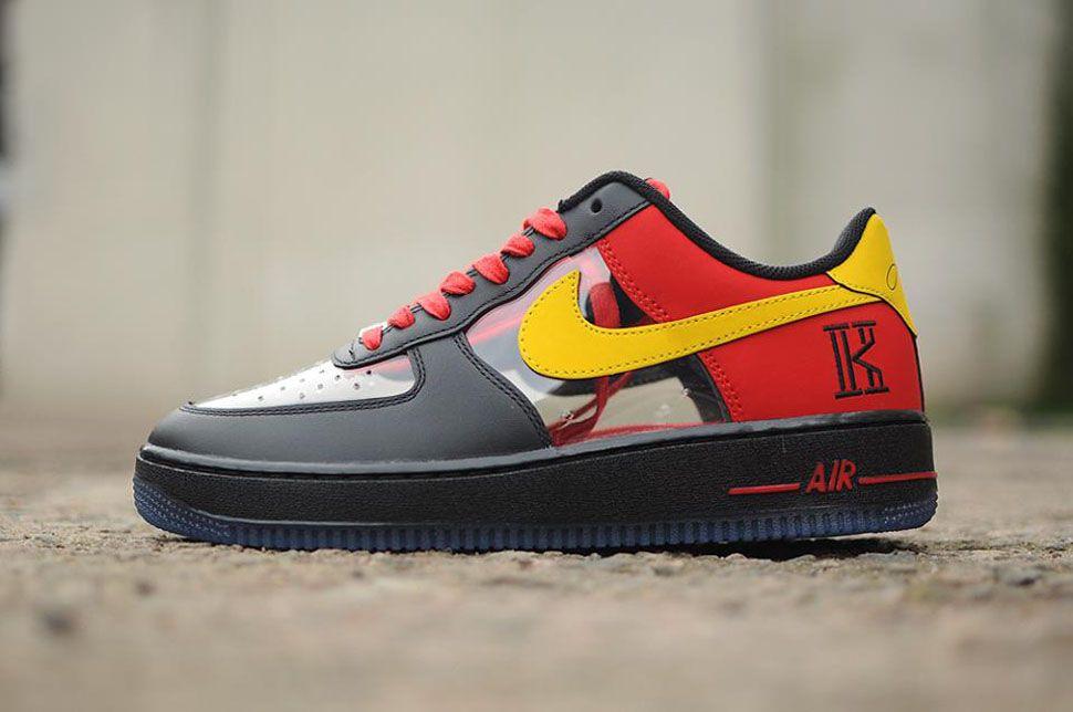 Kyrie Irving x Nike Air Force 1 CMFT