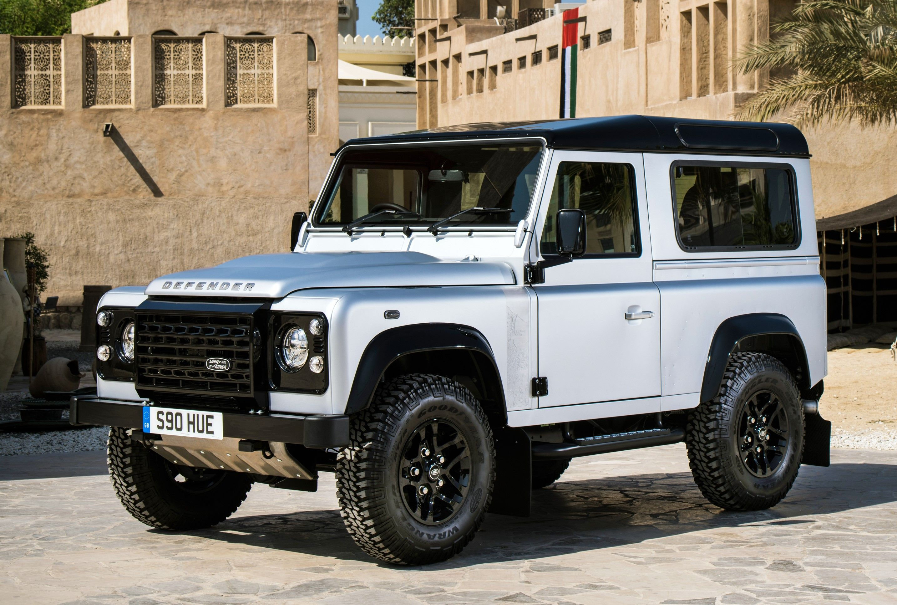 2015 Land Rover Defender 90 Land Rover Land Rover Defender