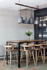 El mueble de moda: mesas altas en tu hogar | Pinterest | Mesas altas ...