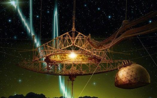Tähdet ja avaruus: Arvoituksellisten radiopurkausten nähtiin toistuvan