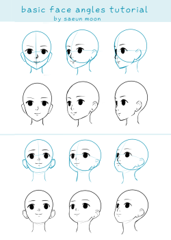 Faces Etc Art Reference Artists Of Tumblr Drawing Tutorial Art Tutorial Drawing Tutorial Face Anime Face Drawing Drawing Tutorial