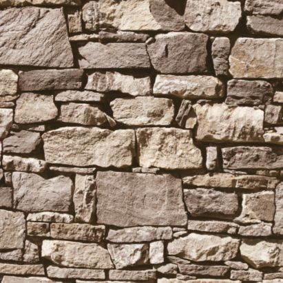 Stone Effect Wallpaper In Natural By Colours At B Q