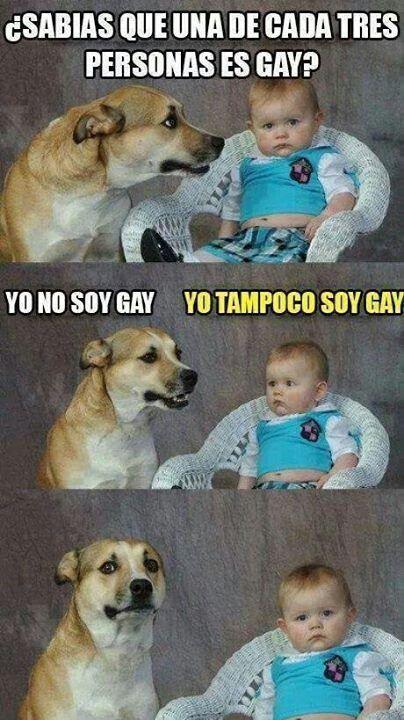 Quien es el Gay?
