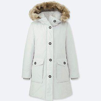 71c729cb4 Shop Uniqlo Women's Ultra Warm Down Jacket on ShopStyle.com ...