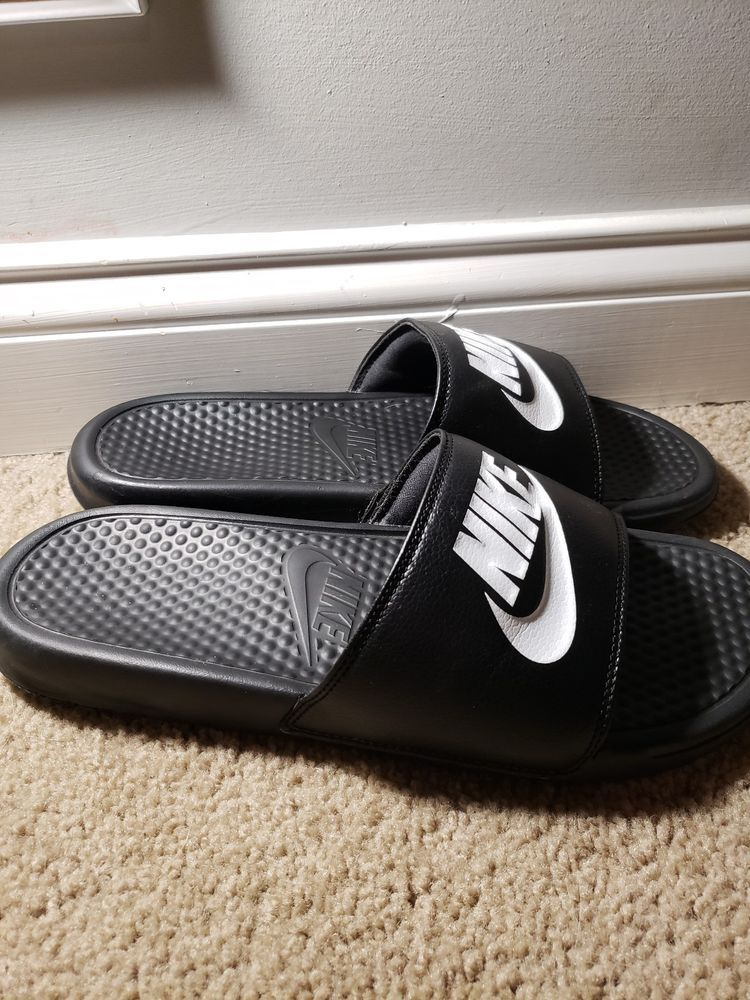 1784421508bba Nike Slides mens 12  fashion  clothing  shoes  accessories  mensshoes   sandals (ebay link)
