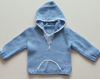 baby hooded sweater,child knitting clothes,gift for baby,children ...