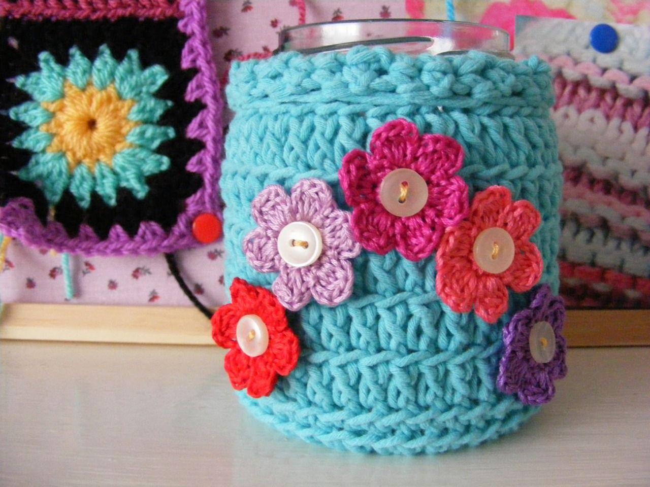 Inspiration...   Crochet for mamita. :)   Pinterest