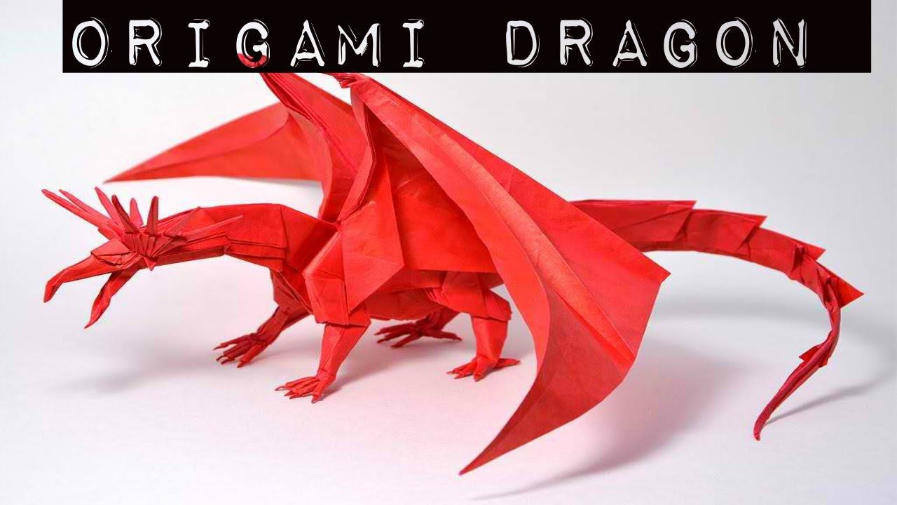 Unique Word To The Wise How To Make Paper Dragons That Fly 2019 Origami Ancient Dragon Origami Dragon Origami Models