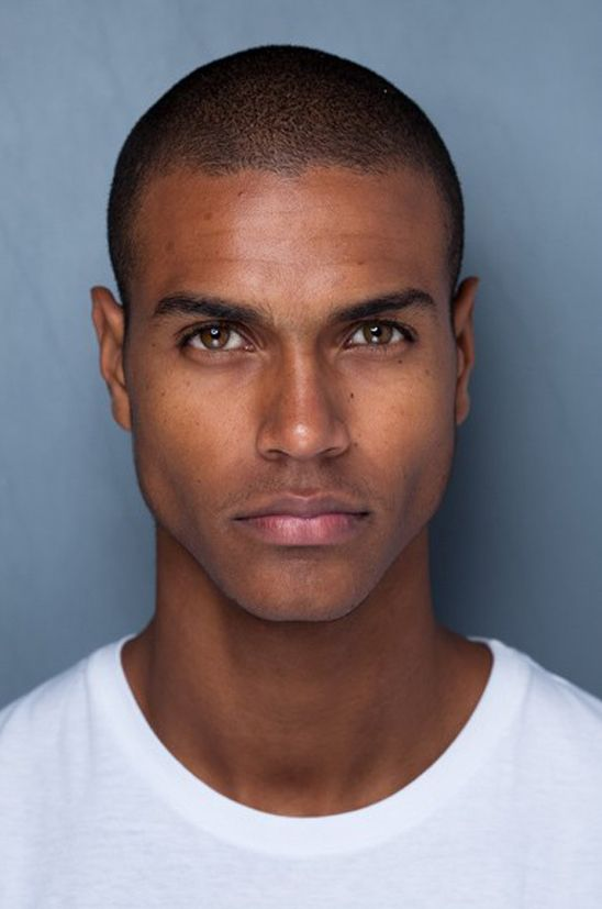 Handsome black man pictures
