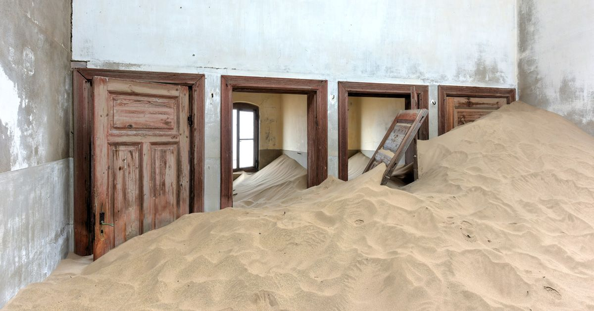 Visit Kolmanskop Namibia, the ghost town of Namibia on your next trip with Ker & Downey Africa.