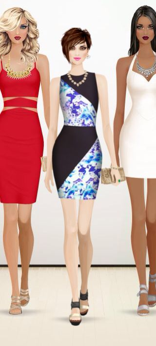 Covet Fashion Game Challenge Style Match Club Night