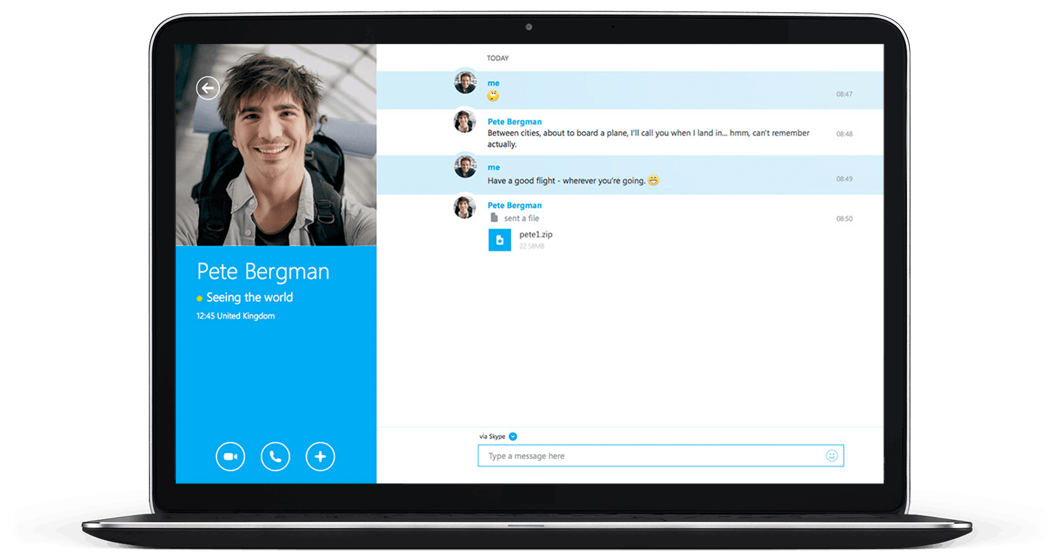 skype free calls to friends and family