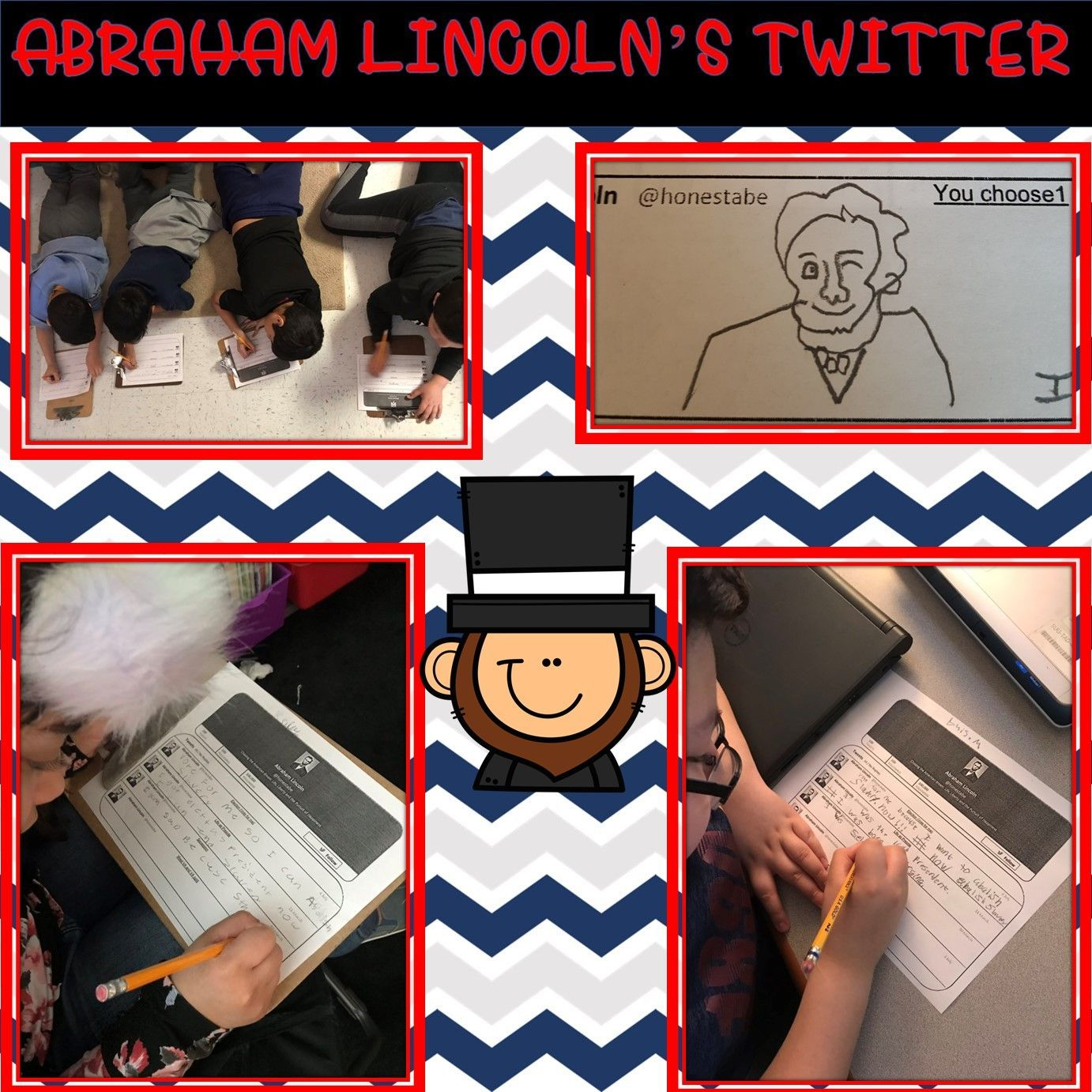 Abraham Lincoln Activity With Images