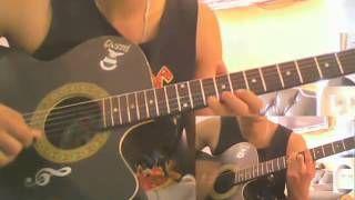 guitar cover of nepali song maya ko dorile