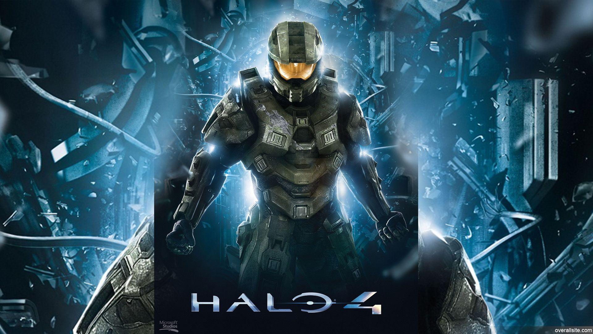 Halo Hd Fondos De Pantalla: Halo 4 Video Games Wallpapers HD