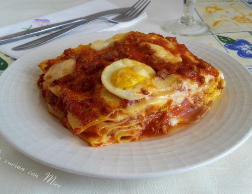 Photo of Lasagne al forno ricche e veloci | In cucina con Mire