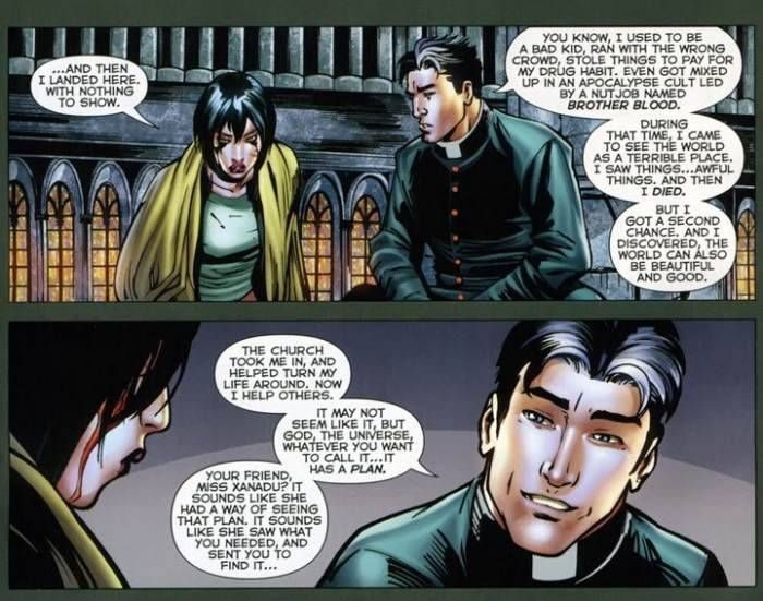 cassandra cain and jason todd fanfiction - Google Search
