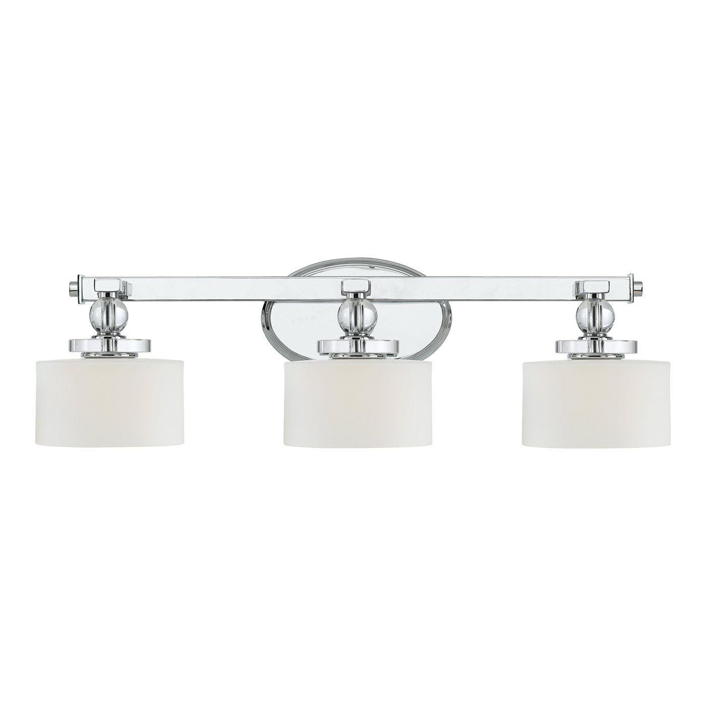 glass bath shades chrome of lighting retro bathroom products light globe