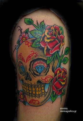 DSC06251  Posted by dermagrafics tattoo on 2010-03-23 22:45:30  Tagged:  old  school  tattoo  scull  skull  rose  The post DSC06251 appeared first on …