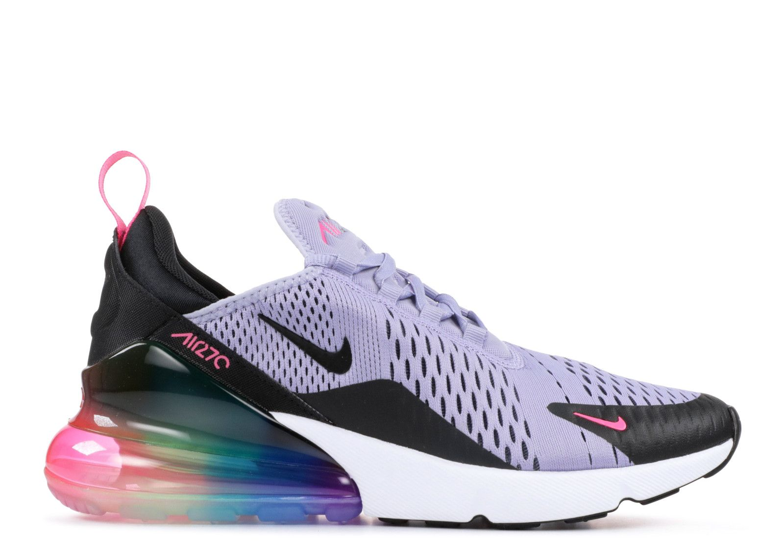 Women nike air max 270 Rainbow Running