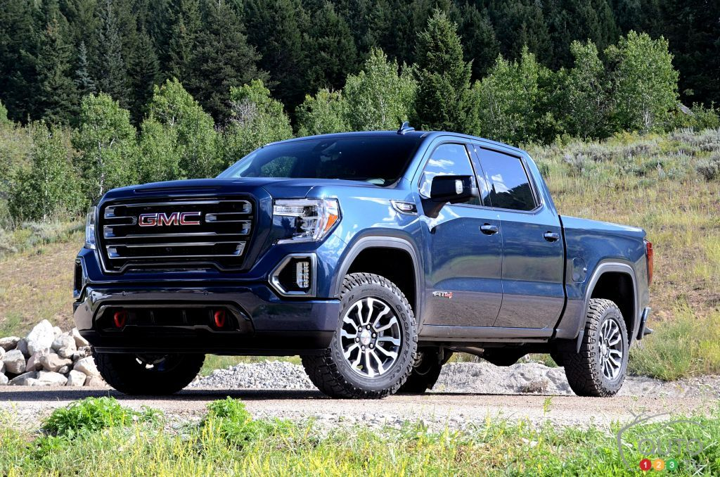 2020 Gmc Sierra At4 Duramax First Drive Gmc Duramax Gmc Sierra