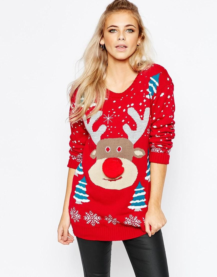 Pull Noel Kitsch Le pull de Noël: j'ose ou pas? | Pull noel, Noel, Pere noel