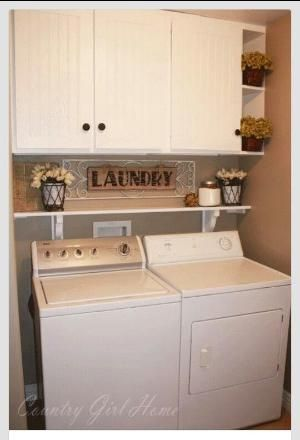 I could do this in my laundry room by pamela