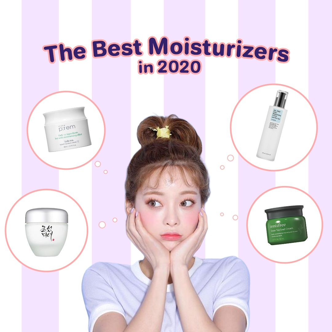 The Best Moisturizers You Need To Have In 2020 In 2020 Best Moisturizer Moisturizer Intensive Cream