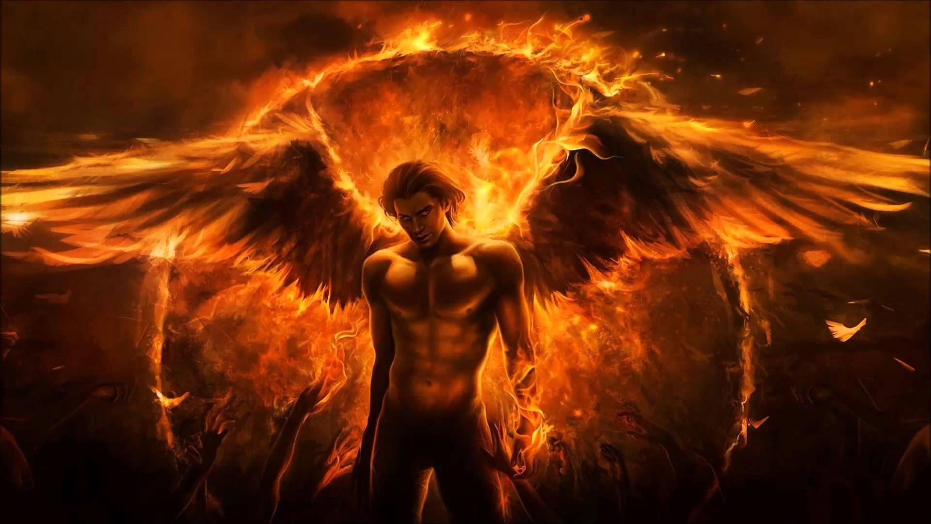 Epic Trance Techno Evil Angel | Kaleb Falin in 2019 | Angel
