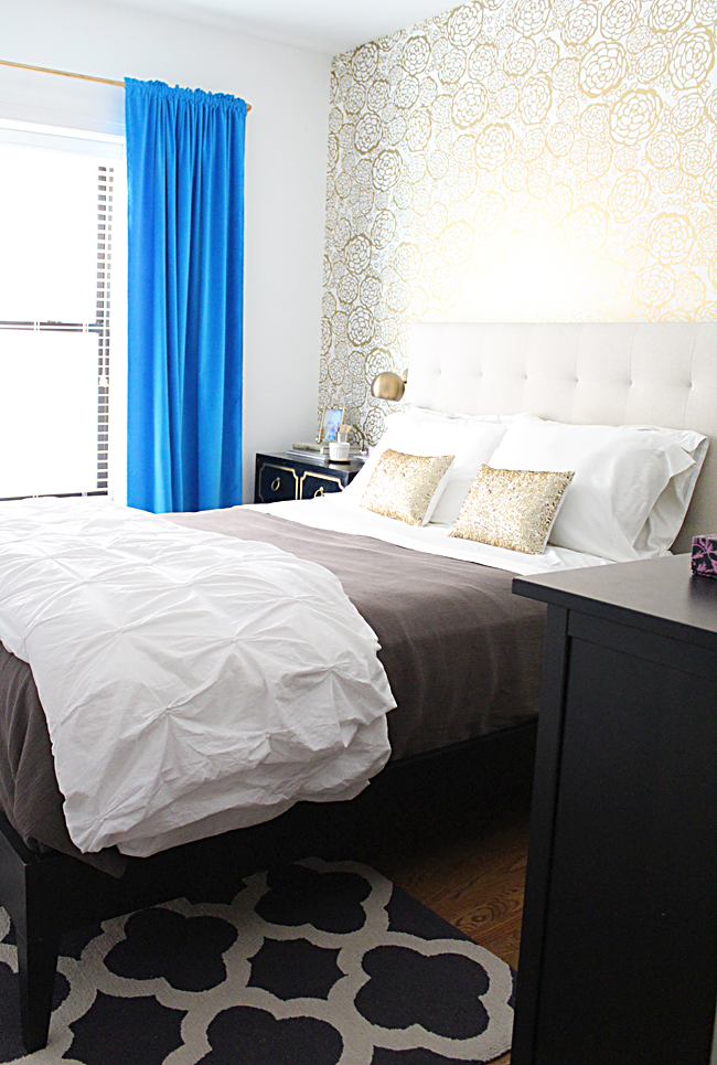 Updated Bedroom Colors updated bedding | colour & pattern | pinterest | bedroom, bedroom