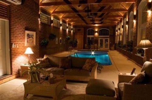 21 The Greatest Indoor Swimming Pools Ever Indoor Pool Design