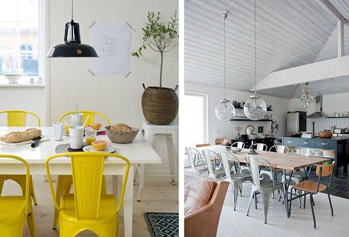 5 sillas de diseño para mi comedor | Silla de diseño, Comedores y Sillas