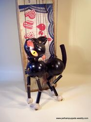 SHOP Brown Boxed - The Vintage Pelham Puppet Shop
