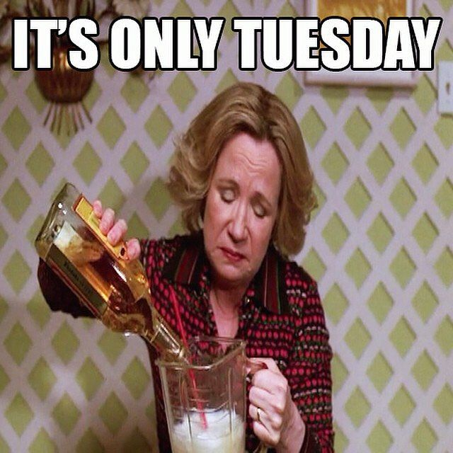 Cugetariro That 70s Show Its Only Tuesday Meme Tuesday Meme