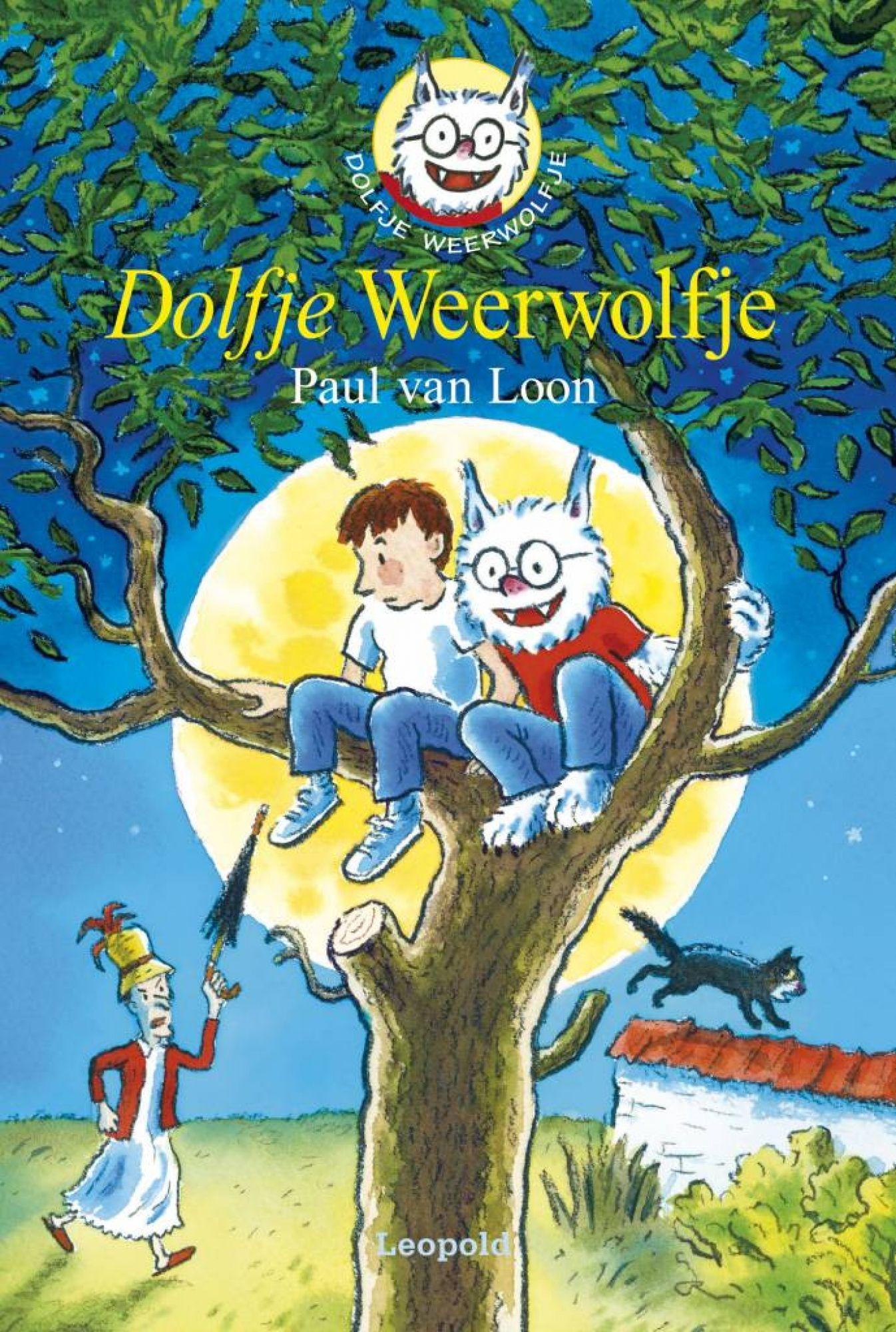 Wonderlijk Voorleesboek groep 3/4/5/6 Dolfje Weerwolfje - Paul van Loon (met WW-16