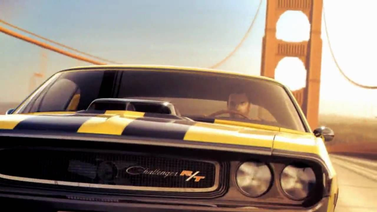 Driver San Francisco Cinematic Trailer (Hd) | About Cruises
